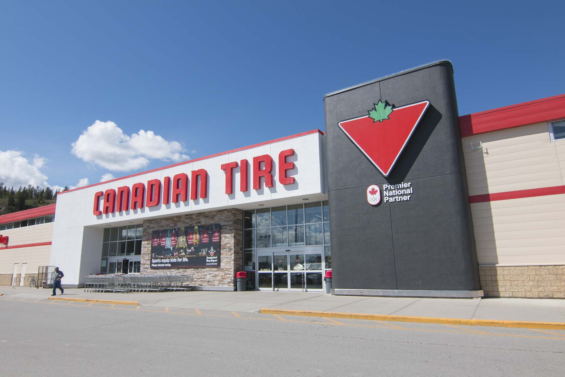 Canadian Tire Yukon Territory Alaska Northern British