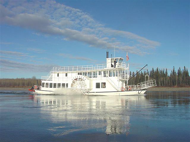 Dawson City S Klondike Spirit Yukon Territory Alaska