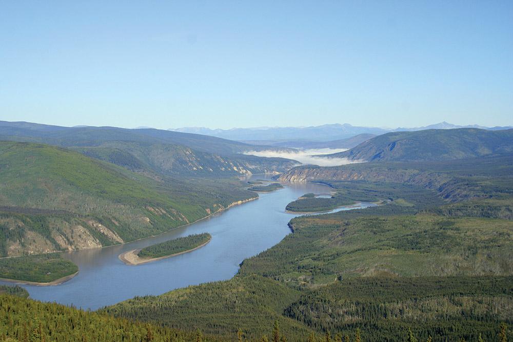 dawson city�s klondike spirit yukon territory alaska