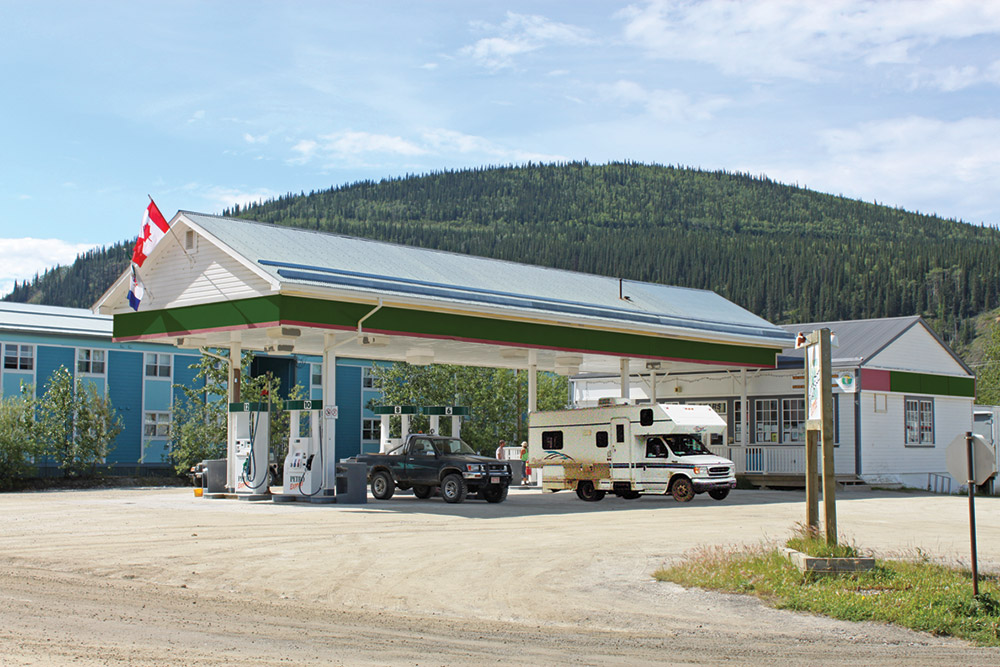 Dominion Express Yukon Territory Alaska Northern British Columbia