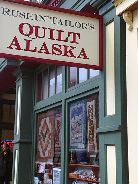 Alaska Sales And Service >> Rushin' Tailor's Quilt Alaska | Yukon Territory Alaska ...