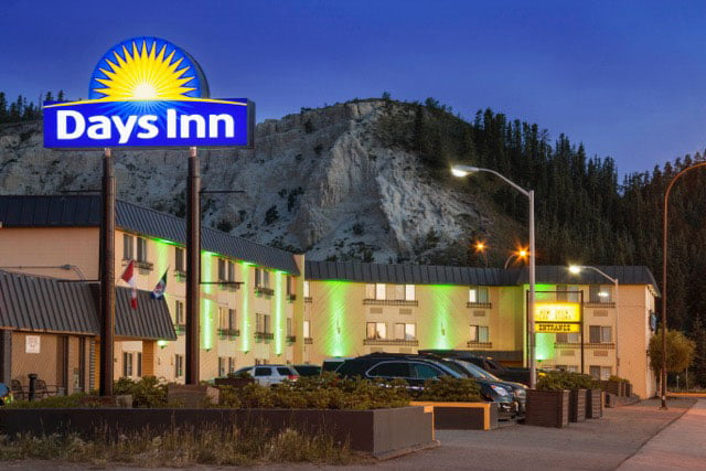 Commercial Truck Sales >> Days Inn Whitehorse | Yukon Territory Alaska Northern British Columbia