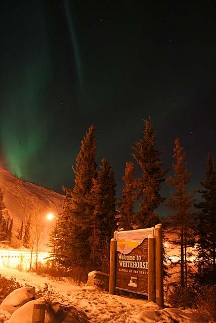 Northern Lights | Yukon Territory Alaska Northern British Columbia