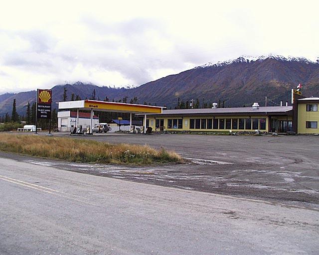 Alaska Sales And Service >> Destruction Bay | Yukon Territory Alaska Northern British ...