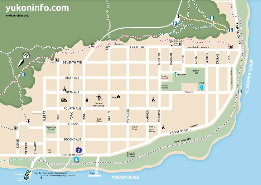 Dawson-City-Map