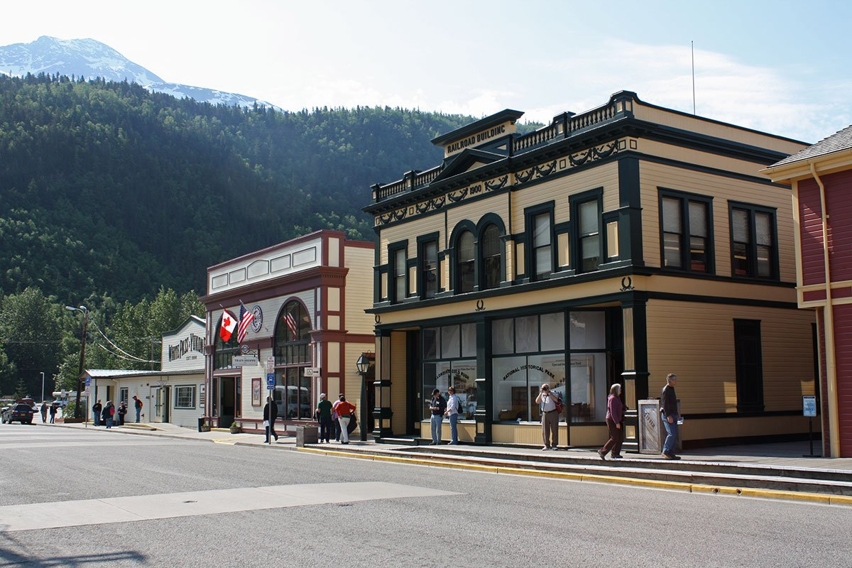 Skagway Gift Shops
