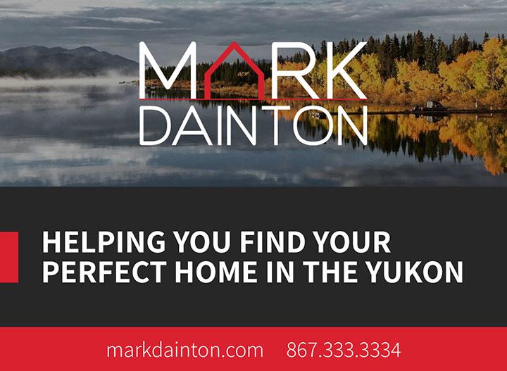 Mark Dainton, Whitehorse, Yukon Realtor - Remax
